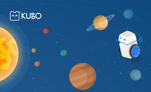 KUBO Solar-System inspirational activity